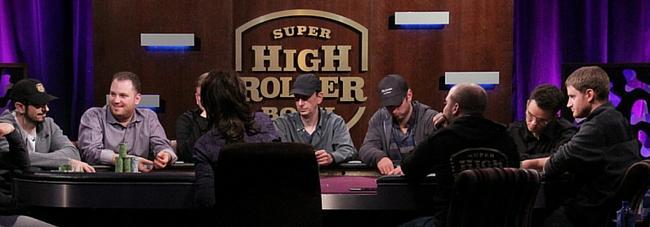 Top Moments From Aria Super High Roller Bowl