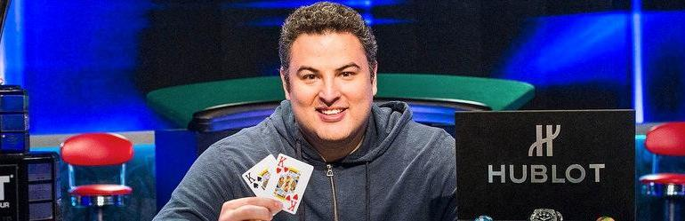 David Paredes Wins WPT Borgata Poker Open Championship