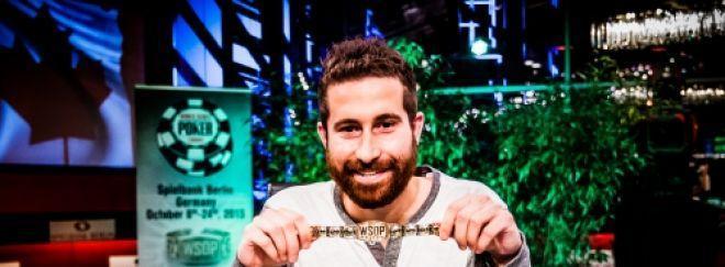 Duhamel Wins 3rd WSOP bracelet