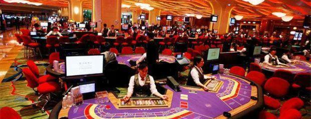 China Gambling Ring Crackdown