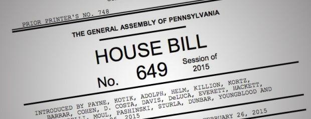 Pennsylvania Poker Bill Passed