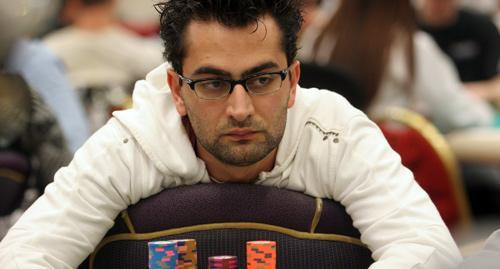 Esfandiari Removed from PokerStars Caribbean Adventure for Urinating at the Table