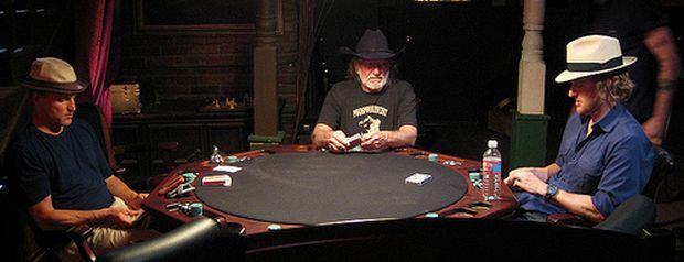 Willie Nelson's Home Game For Celebrities
