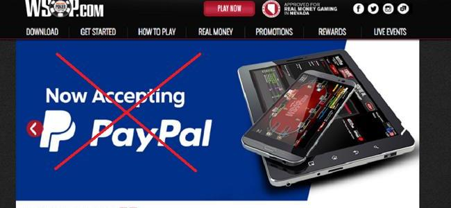 Paypal Ends Gambling + Gaming Customer Protection