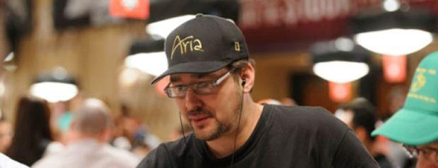 Hellmuth on the Rampage!