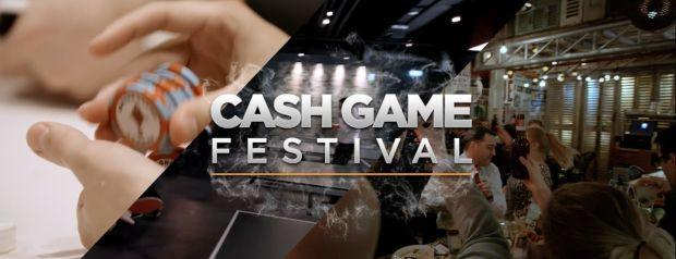 The Cash Game Only Festival London