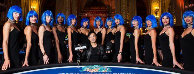 Elton Tsang scoops $11,111,111 in One Drop Invitational
