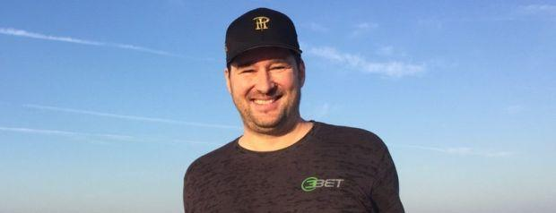 Phil Hellmuth's Book on It's Way