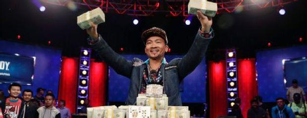 Nguyen Wins the Main Event!