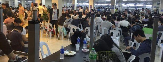 Mass Online Gaming Arrests in Philippines