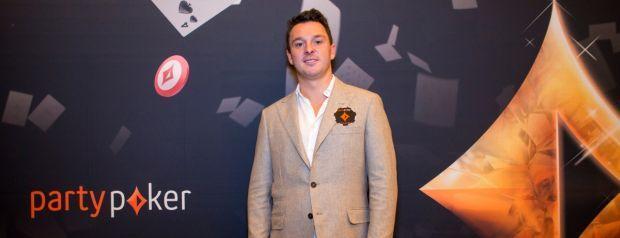 Sam Trickett Joins PartyPoker