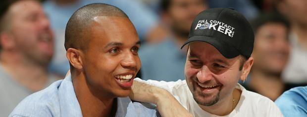 Phil Ivey vs Daniel Negreanu: Mind Games