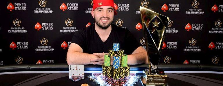Bryn Kenney Wins €100k High Roller in Monte Carlo For €1,784,500