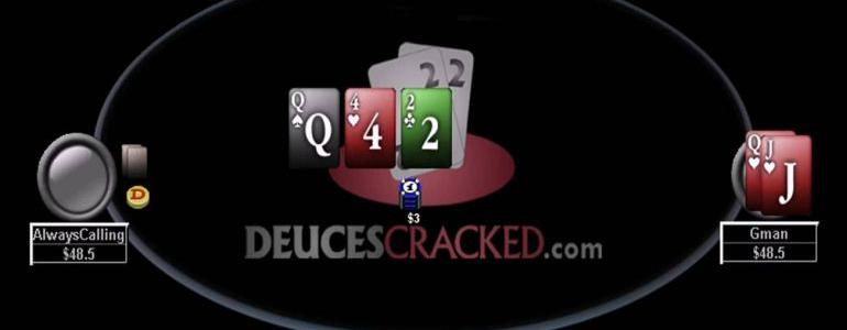 Deuces Cracked Up For Sale at $100K Finds No Buyers