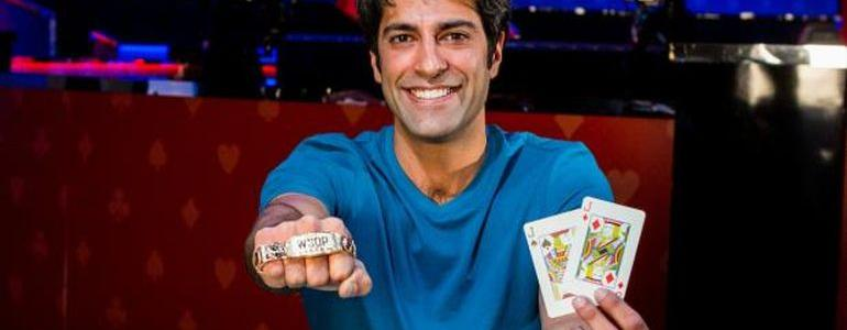 Guarav Raina Wins WSOP Event #29 For $456,822 ($2,500 NLHE)