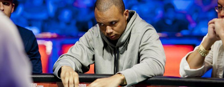 Phil Ivey Makes an Appearance in Las Vegas