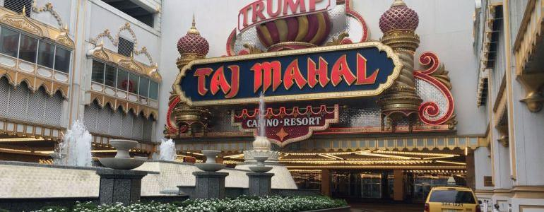 Trump Taj Mahal Poker Tables Will be Sold at Public Auction