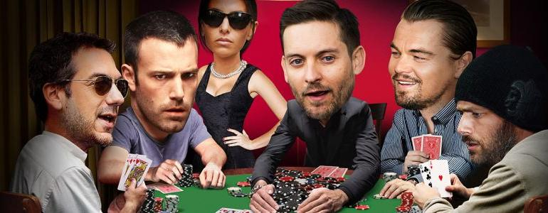 When Actors Try To Play Poker