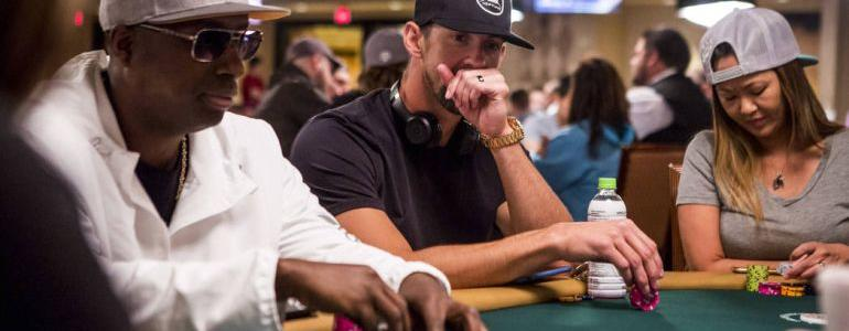 WSOP Event #2: $10,000 Tag Team No-Limit Hold'em Championship