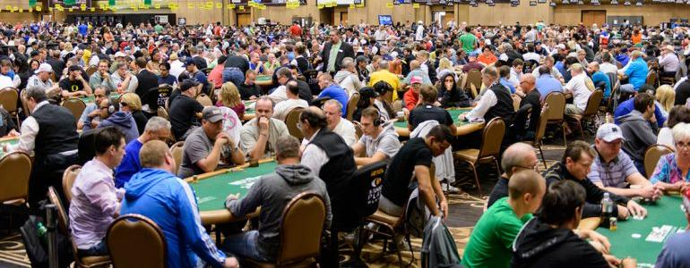 WSOP Event #20: $1,500 No-Limit Hold'em MILLIONAIRE MAKER (Live Updates)