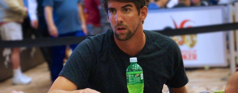 Gross, Rast, Esfandiari & Michael Phelps $10,000 WSOP Tag Team (Live Updates)
