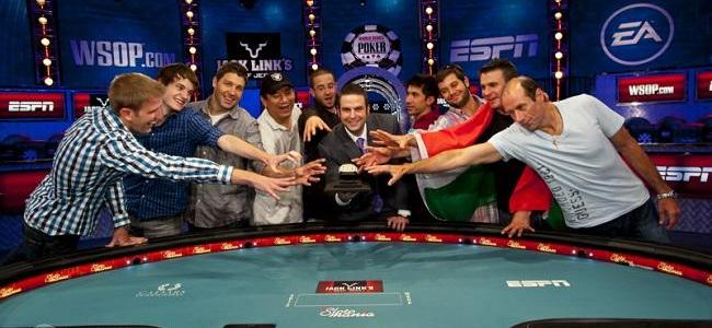 The Ultimate Final Table