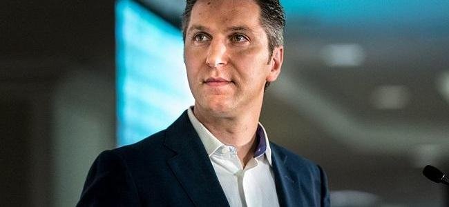 David Baazov Leaves Amaya