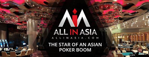Looking for poker? You'll find it All In Asia!