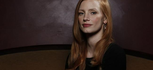 Jessica Chastain As Molly Bloom?