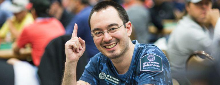 Will Kassouf Issues Statement After Being Caught Stealing Chips