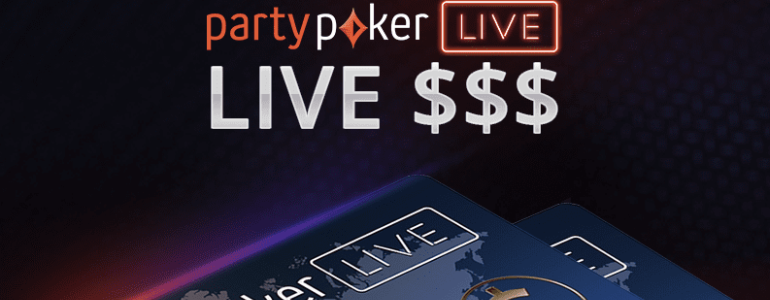 With partypoker LIVE Dollars You Can Become a partypoker Pro For a Year