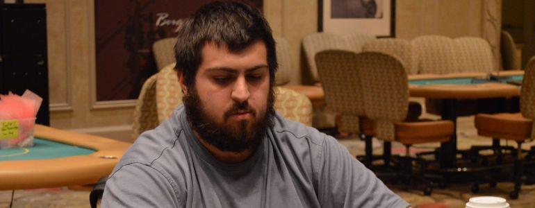 WSOP Champ Scott Blumstein Battles Weight Loss Issues