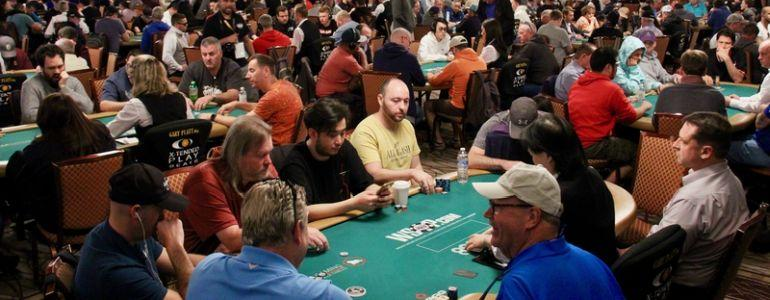 WSOP Main Event Ranks as 2nd Largest Ever