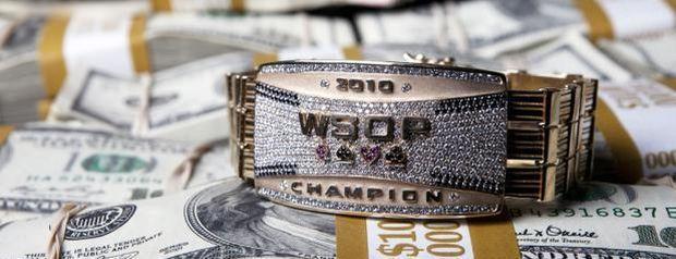 WSOP Online Gold Bracelets Plan Splits The Poker Pros