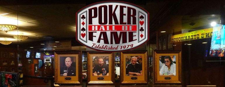 WSOP Opens Brief Public-Nomination Window for 2020 Poker Hall of Fame