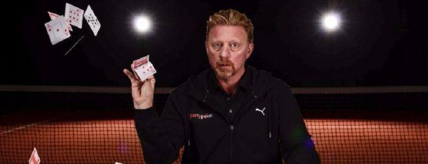 Game, Set and Perfect Match for Boris Becker