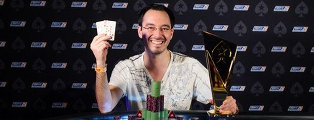 Kassouf Wins EPT €10k High Roller