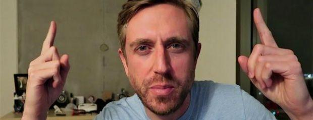 Andrew Neeme gets caught in a quandary!