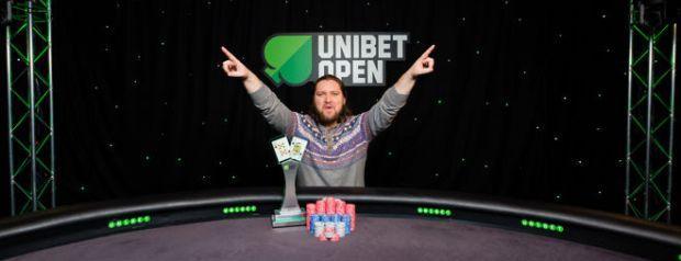 Gerret Van Lancker Wins Unibet Open London For £71,950
