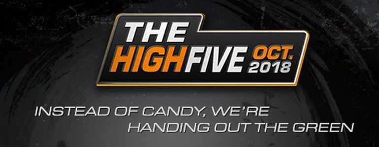 ACR's High Five Series Aims to be a Smoking Success