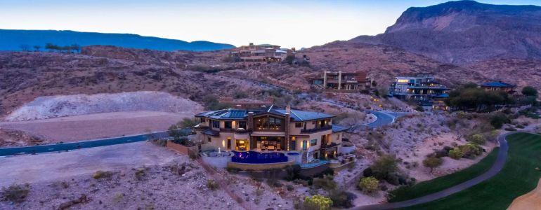 Blackjack and Poker Legend Andy Bloch Puts $8 Million Las Vegas Mansion Up for Auction
