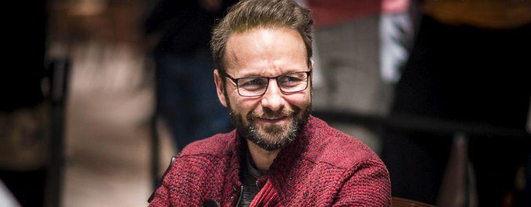 Daniel Negreanu Selling Action For The WSOPE