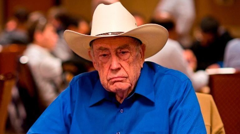 Doyle Brunson Will Not Play at 2017 WSOP