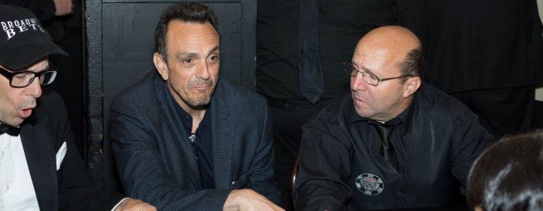 How Hank Azaria and David Schwimmer's Poker Game Beats Quarantine