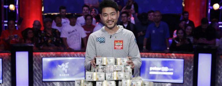 John Cynn Wins WSOP Main Event For $8,800,000
