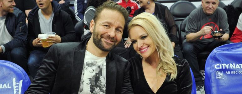 KidPoker's New Wife Weighs in on 'Stupid Negreanu' Twitter Criticism