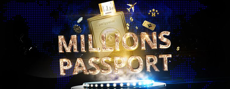 Live the Poker Player's Dream With a partypoker MILLIONS Passport