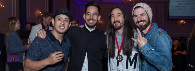 Music for Relief: Linkin Park Poker Tourney