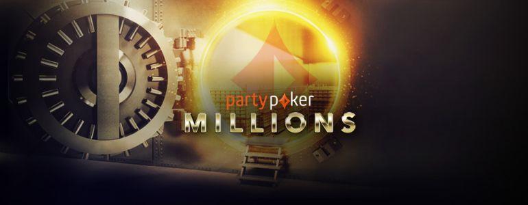 Party Poker Announces MILLIONS Grand Final Barcelona €23M GTD