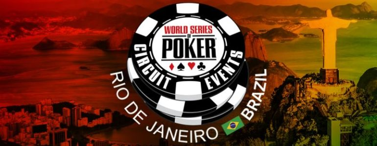 Partypoker Heads to the Copacabana in Rio for the WSOP Circuit Brazil